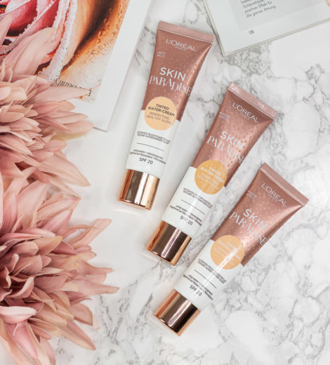 L'Oréal Skin Paradise Tinted Water Cream