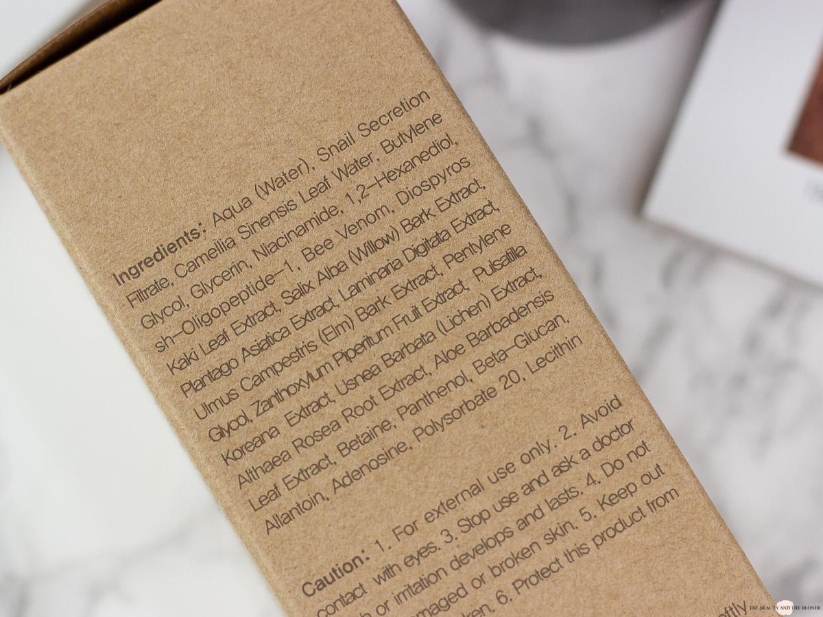 Benton Snail Bee High Content Skin Toner Review Erfahrungen