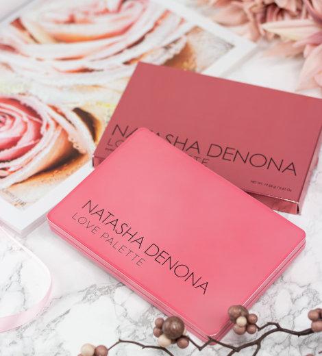 Natasha Denona </br> Love Palette