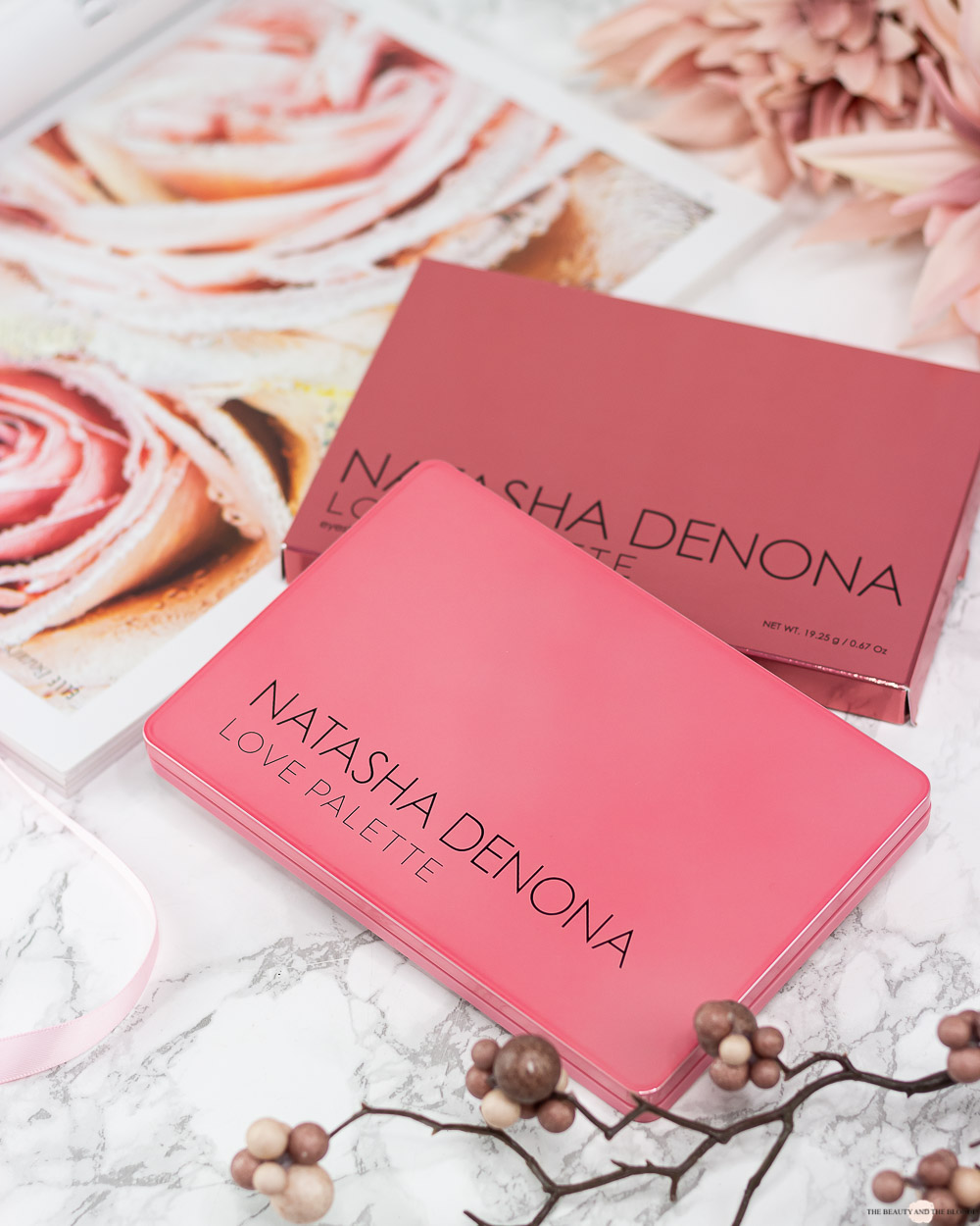 Natasha Denona Love Palette Review