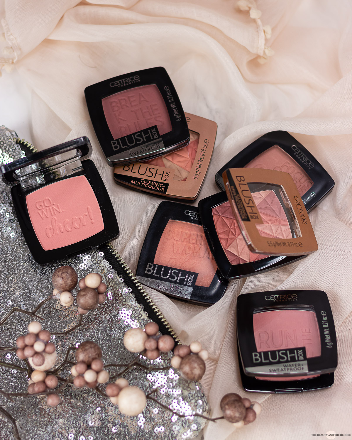 Catrice Blush Box Review