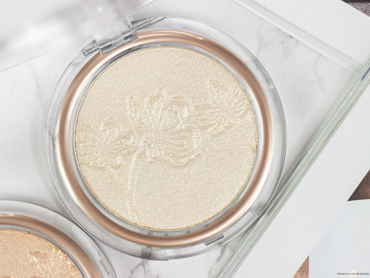 More Than Glow Highlighter Ultimate Platinum Glaze