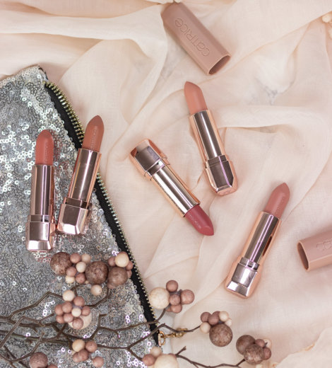 Catrice Full Satin Nude Lipsticks