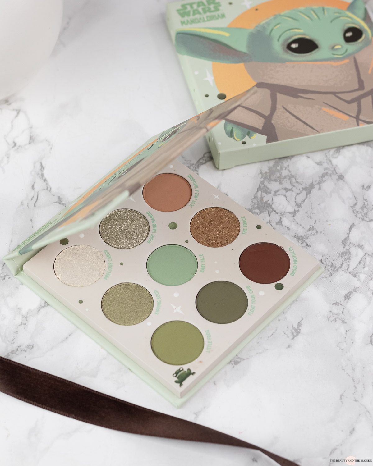 Colourpop The Child Palette Review