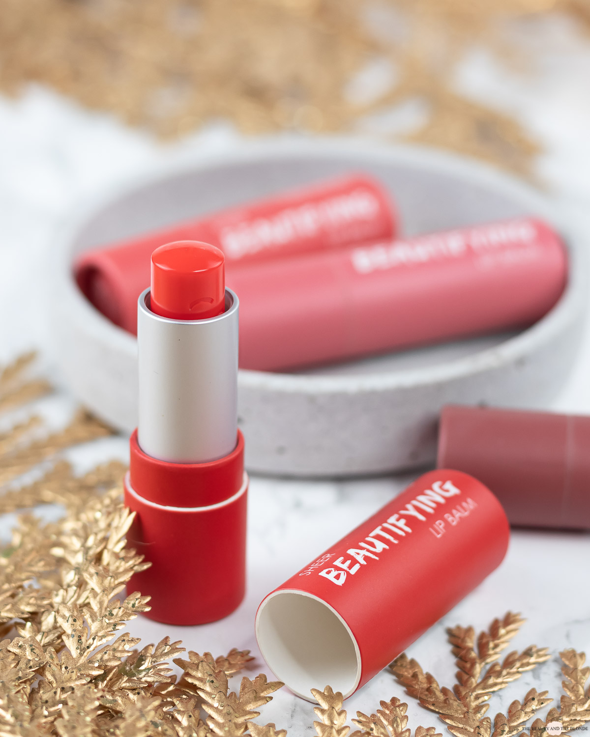Catrice Beautifying Lip Balm Review